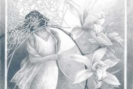 Orkidekvinna